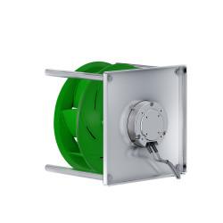 Zespół wentylatorowy PLUG 1000 m3/h, 225/0,37kW EC