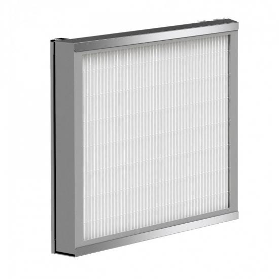 Mini-pleat filter 542 x 527 x 50 class M5 (ePM10)