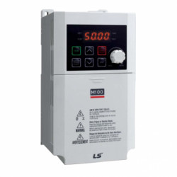 LS - FC 0,4 kW / 0,5 HP Frequency converter (LSLV0004M100)
